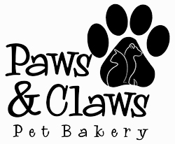 Paws and Claws Pet Bakery Logo
