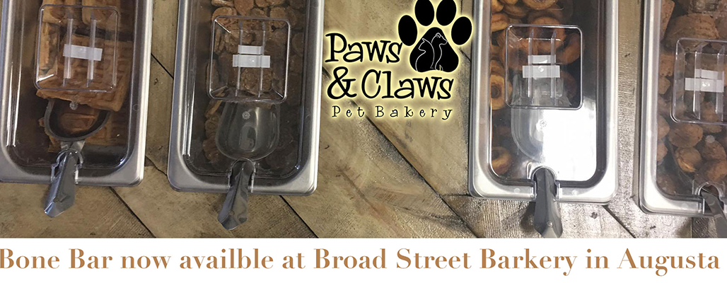Paws and Claws Pet Bakery Dog Treats